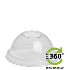 Bolle deksel recycled PET 78 mm