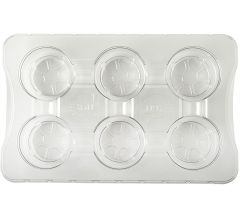 Draagtray Biertray recycled PET