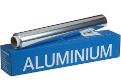 Aluminiumfolie 50 cm dispenser 12 mu
